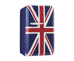 Mini frigorífico con congelador FAB10RUJ - Union Jack
