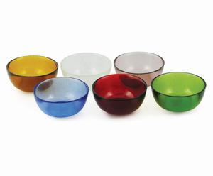 Juego de boles de cristal Acapulco – 6 piezas