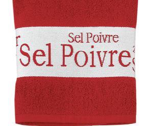Paño de cocina en toalla Salt & Pepper