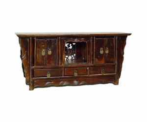 Altar CHINA de madera de álamo