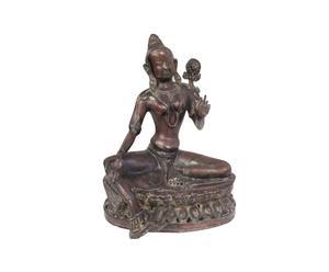 Escultura de bronce TIBET I