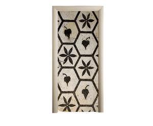 Foto adhesivo Puerta Mosaic