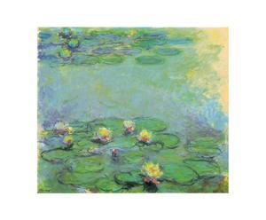 Impresión sobre madera Puente Japonés, de Monet – 100x87