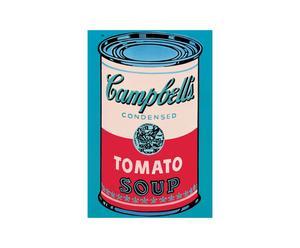 Impresión sobre madera Sopa Campbell, de Andy Warhol – 60x90