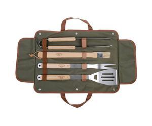 Set de 4 herramientas para barbacoa