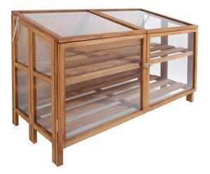 Invernadero de madera Domenec - grande