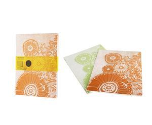 Set de 3 cuadernos con cubierta ilustrada Start – cuadriculado, liso y a rayas