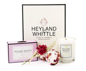 Set regalo Rosa Heyland - 4 piezas