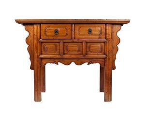Aparador Oriental de madera - natural