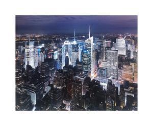 Gotham City por Luca Campigotto (2012)