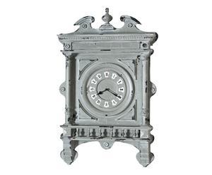 Reloj de pared de madera Latin – gris