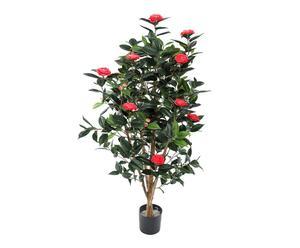 Planta de Camellia artificial