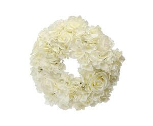 Corona de hortensias artificial – Ø30