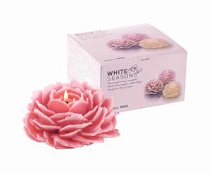 Vela Rosa – blanco y rosa