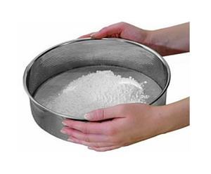 Tamizador para la harina y el azúcar glas