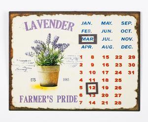 Calendario Lavanda