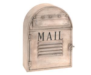 Buzón de hierro Mail