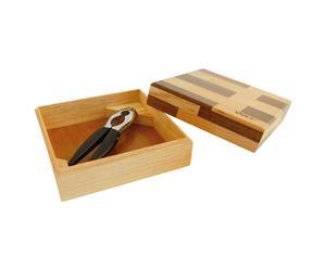 Set de caja y cascanueces I