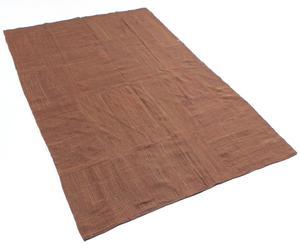 Alfombra Patchwork, marrón - 170x240