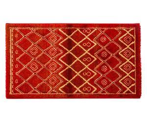 Alfombra Flora, roja - 160x230