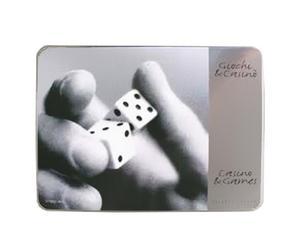 Caja metálica – Juego y casino