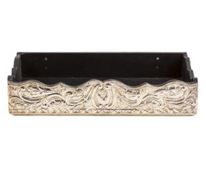 Bandeja de pared de madera IMPERO