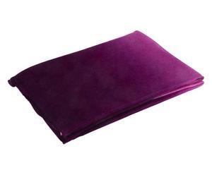 Chal de cachemira Nadine – violeta y fucsia