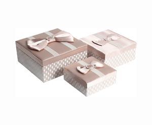 Set de 3 cajas Regalo