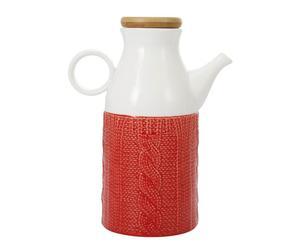 Aceitera de porcelana