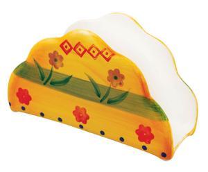 Servilletero de cerámica GRANJA