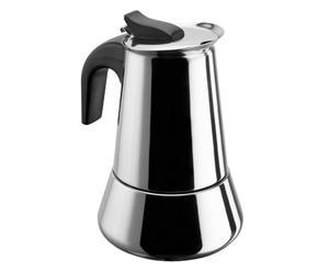 Cafetera moka en acero – 6 tazas