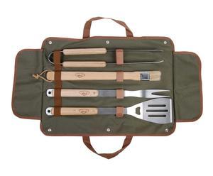 Set de herramientas para barbacoa - 5 piezas