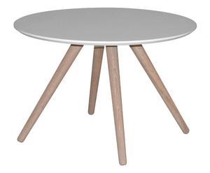 Mesa de centro en madera de roble Stavanger