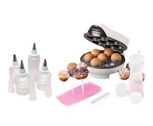 Máquina para mini cupcakes con accesorios
