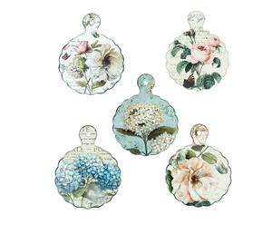 Salvamanteles de cerámica y corcho Epoque
