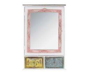Armario de pared con cajones y espejo Cabinet – 45x68