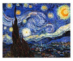 Lienzo Noche estrellada - 50x60 cm