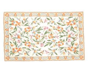 Alfombra en algodón puro tejida a mano Still – 60x90