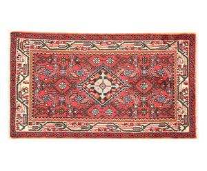 Alfombra persa en lana y algodón Qaabir - 140x190
