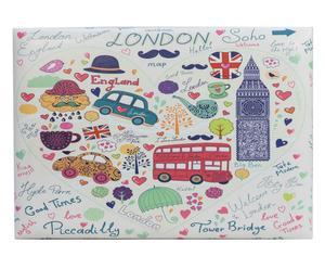 Cabecero de ecopiel London Things