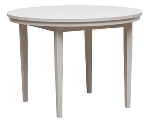 Mesa extensible en madera Eneas - 110x150