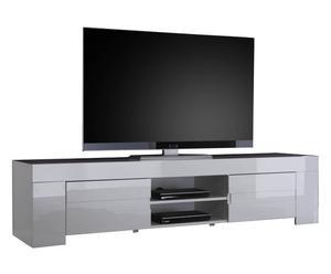Mueble de tv con 2 puertas Eos - blanco
