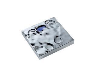Báscula digital en metal - cromo
