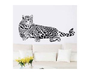Vinilo adhesivo Leopardo - 110x52 cm