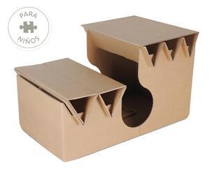 Banco plegable para niños en cartón Kids