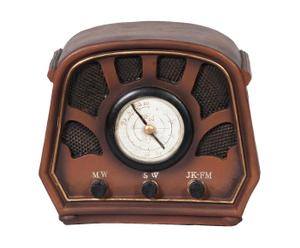 Radio decorativa en resina Años 20