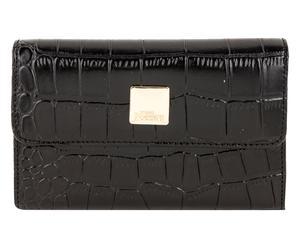 Cartera Mía negra - 17x11x3 cm