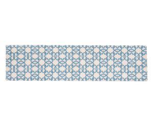 Alfombra de cocina con estampado jacquard Ipnotic - 60x220 cm