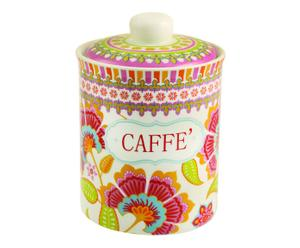 Tarro de porcelana Oriental Café - 10x15 cm