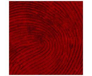Alfombra FINGERPRINT - Rojo